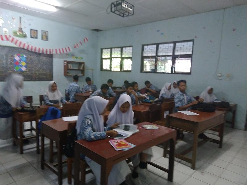 Laporan Tahunan Perpustakaan Sekolah Mushlihatun Syarifah